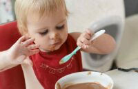 Teaching Baby to Self-Feed | Feeding Milestones