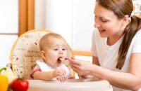 Infant Baby Nutrition: How to Feed Newborn